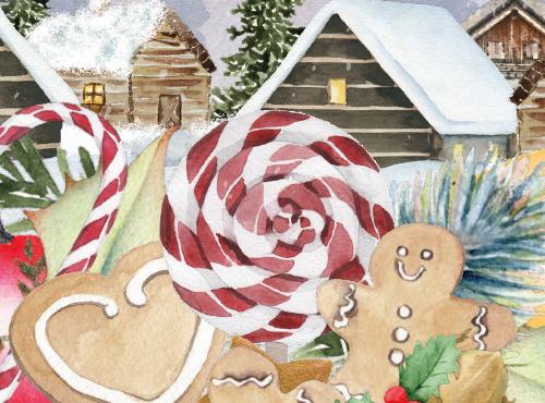 Ass Boulanger Pâtissier de Genève – Marché de Noël