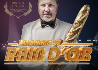 Oberson Boulangerie  – Pain d'or