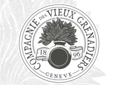 Compagnie des vieux-Grenadiers – Nouvelle identité
